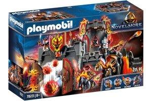 Playmobil Kasteel van de Burnham Raiders - 70221