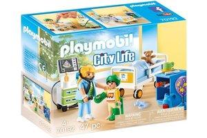 Playmobil Kinderziekenhuiskamer - 70192