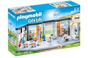 Playmobil Ziekenhuis met inrichting