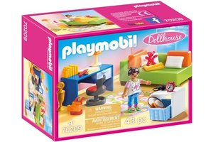 Playmobil Kinderkamer met bedbank - 70209