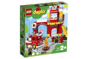 LEGO Brandweerkazerne - 10903