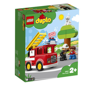 LEGO LEGO DUPLO Brandweertruck - 10901