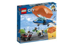 LEGO Luchtpolitie parachute-arrestatie - 60208