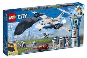 LEGO Luchtpolitie luchtmachtbasis - 60210