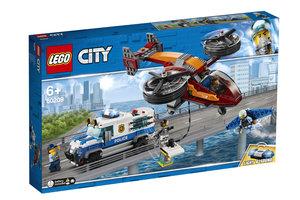 LEGO Luchtpolitie diamantroof - 60209
