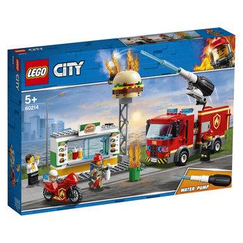 LEGO LEGO City Brand bij het hamburgerrestaurant - 60214