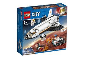 LEGO Mars onderzoeksshuttle - 60226