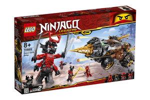 LEGO Cole's Grondboor - 70669