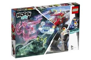 LEGO El Fuego's stunttruck - 70421