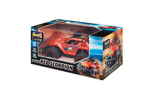 "Revell Revell R/C Car ""Red Scorpion"""