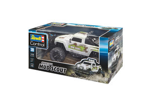 "Revell Revell R/C Truck ""NEW MUD SCOUT"""