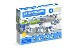 clicformers Police Set 72stuks