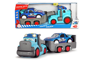 Dickie Toys Happy truck + trailer