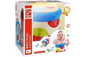 Hape Babytrommel met licht en geluid