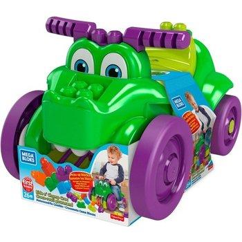 Mattel Mega Bloks Krokodil