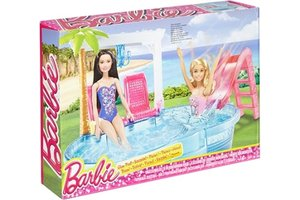 Mattel Barbie - Glam Pool