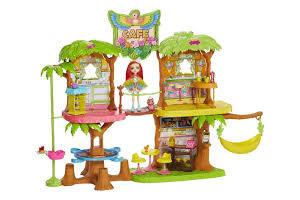 Mattel Enchantimals - Junglewood Cafe