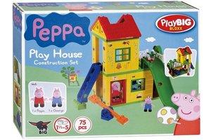 BIG BIG Bloxx Peppa Pig - Peppa Play House