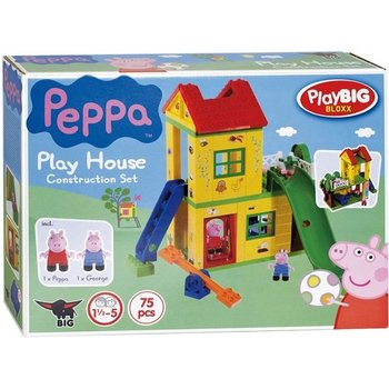 Peppa play house bloxx