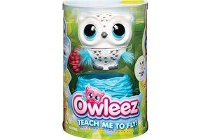 Spin Master Owleez Vliegende Babyuil Wit