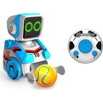 Silverlit KickaBot Robot - blauw