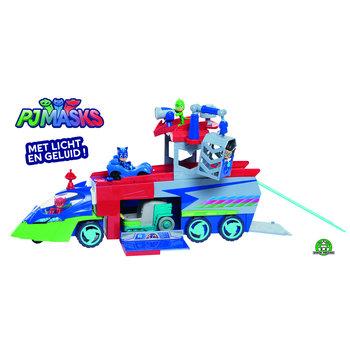 Giochi Preziosi Vrachtwagen met mini-auto en figuurtje