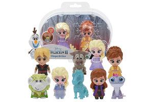 Giochi Preziosi Frozen 2 - Whisper & Glow 2 figuren