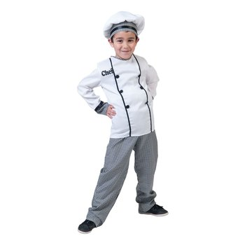 Kostuum Chef Kok Remy