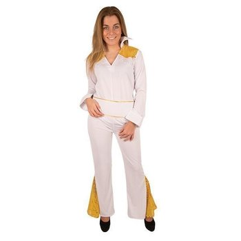 Kostuum Disco Vrouw