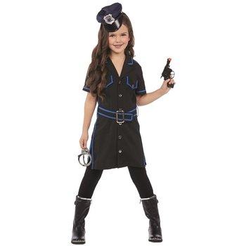 Kostuum Politie Meisje