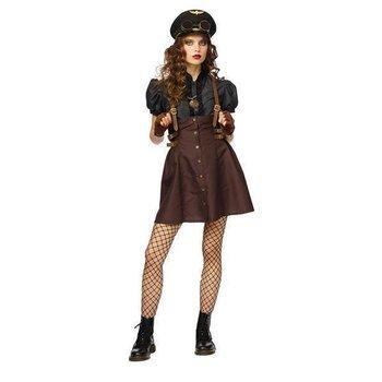 Kostuum Steampunk vrouw