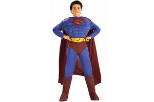 Kostuum Superman Luxe