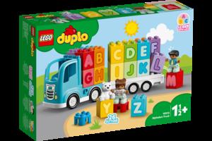 LEGO LEGO DUPLO® 10915 Alfabet Vrachtwagen