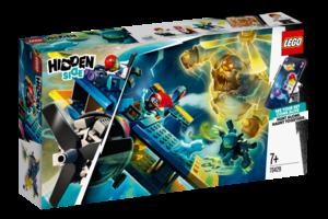 LEGO Hidden Side™ El Fuego's stuntvliegtuig
