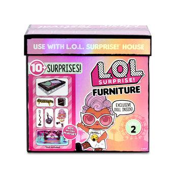 MGA Entertainment L.O.L. Surprise! Furniture- Music Festival with Grunge Grrrl