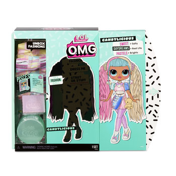 MGA Entertainment L.O.L. Surprise! OMG Doll Season 2- Bon Bon