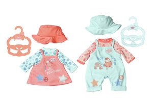 Zapf Creation Little Baby Outfit 2ass36cm