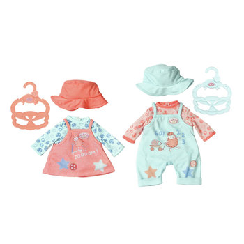 Zapf Baby Annabell Little Baby Outfit 2ass36cm Poppenkledingset