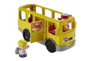 Mattel Zit naast mij Schoolbus - LP - FKX02