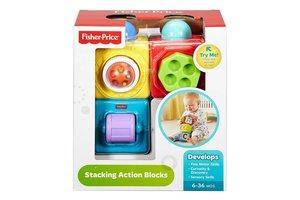 Mattel Stapelblokken - FP - DHW15
