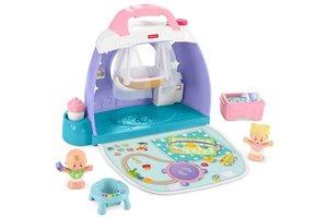 Fisher-Price Fisher-Price Little People - Babies Verzorgcentrum