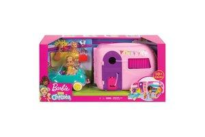 Mattel Barbie Chelsea Camper - FXG90