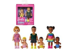 Mattel Barbie Sitter Sibling Pack - GFL30