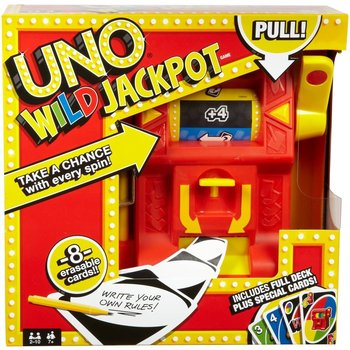 Mattel Uno Jackpot