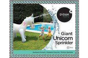 Didak Pool Giant Unicorn Sprinkler - 210x153cm