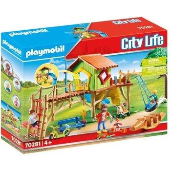 Playmobil  Avontuurlijke speeltuin - 70281