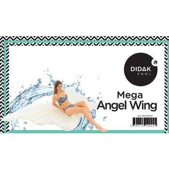 Didak Pool Mega Angel Wing Float Didak - 250x130x15cm
