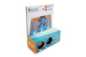 KOKIDO Set of 3 Neoprene Dive Streamers