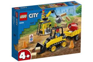 LEGO Constructiebulldozer - 60252