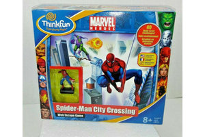 Smart Games spiderman city crossing